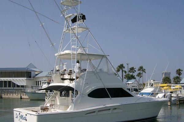 2004Riviera 47 ft Convertible Sport Fisherman