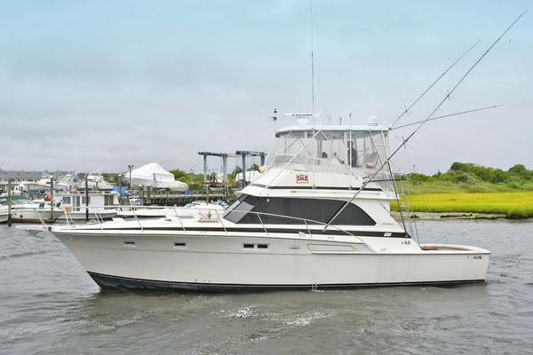 Bertram 46' 46 Convertible 1979