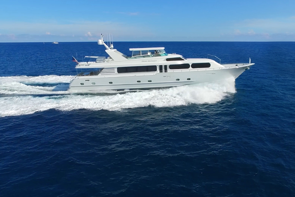 106' Broward Raised Pilothouse 2006 | Altitude Adjustment II