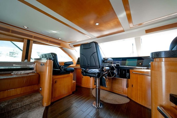 Picture Of: 91' Sea Force IX Sport Fisherman 2010 Yacht For Sale | 4 of 80
