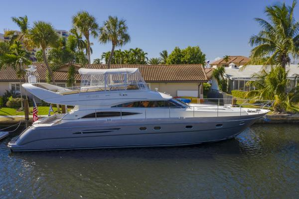 61' Viking Sport Cruiser 2003 | SHORE GIRL