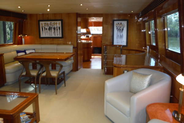 Picture Of: 82' Hargrave Flybridge Motor Yacht 2001 Yacht For Sale | 3 of 74
