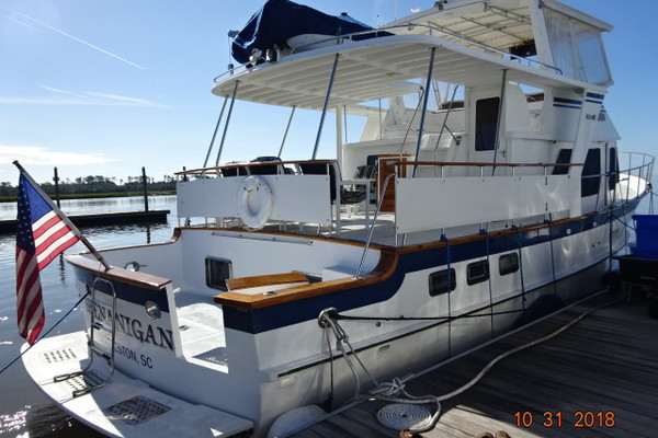 Picture Of: 49' DeFever CMPY 2000 Yacht For Sale | 3 of 69