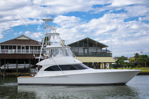 50' Viking 50 Convertible 2012 | Gringo Honeymoon