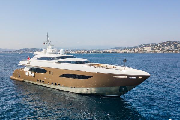 Tamsen Yachts 131' 2008 | NAMASTE 8