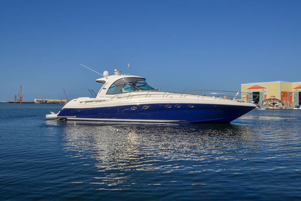 54' Sea Ray 500 Sundancer 2004 | Destiny