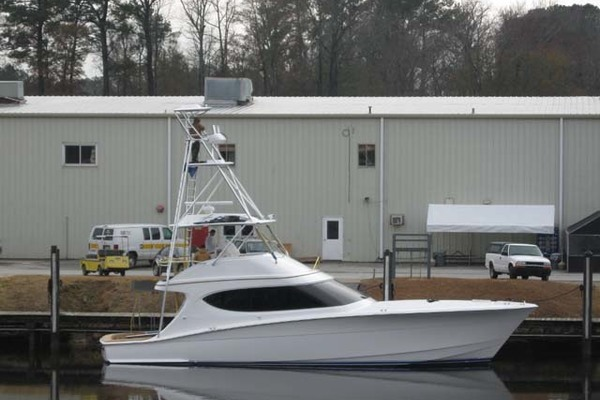 2020 Hatteras 54' GT 54  | Picture 7 of 19