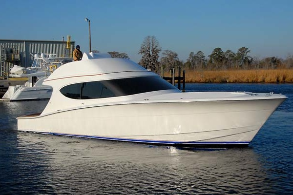 2020 Hatteras 54' GT 54  | Picture 1 of 19