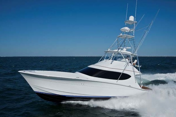 photo of 53' Hatteras GT 54 2020