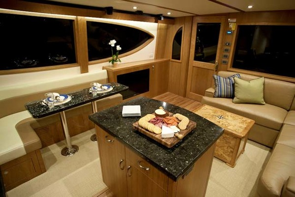 2020 Hatteras 54' GT 54  | Picture 5 of 19