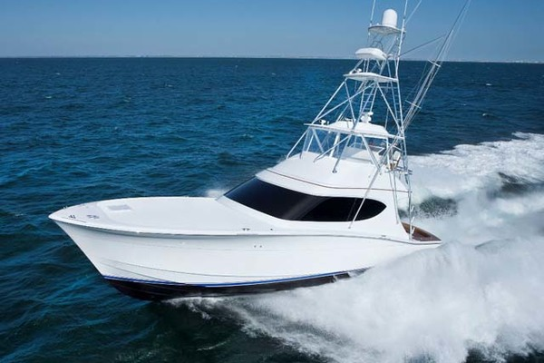 2020 Hatteras 54' GT 54  | Picture 2 of 19