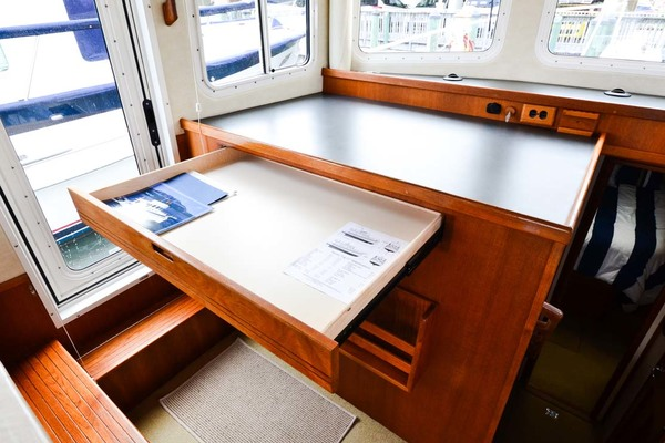 Chart Table and Storage
