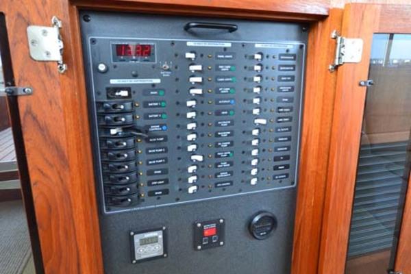 DC Distribution Panel