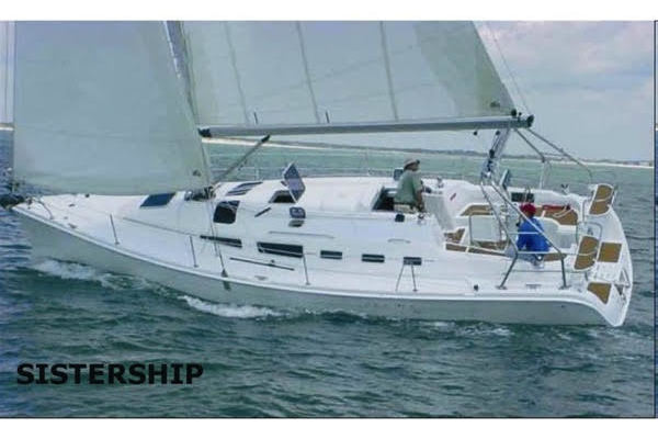 Hunter 38' Sloop 2009