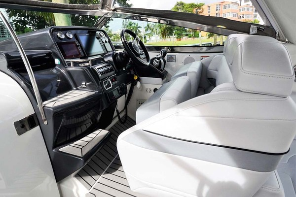Helm Seating Bolsters Up