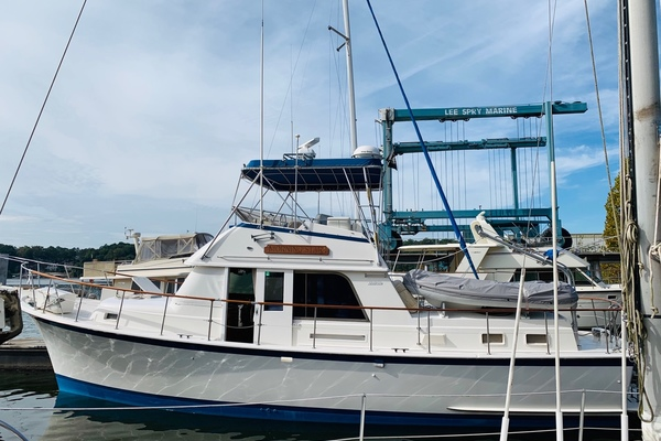 42' Hatteras 42 LRC 1977 | Morning Star