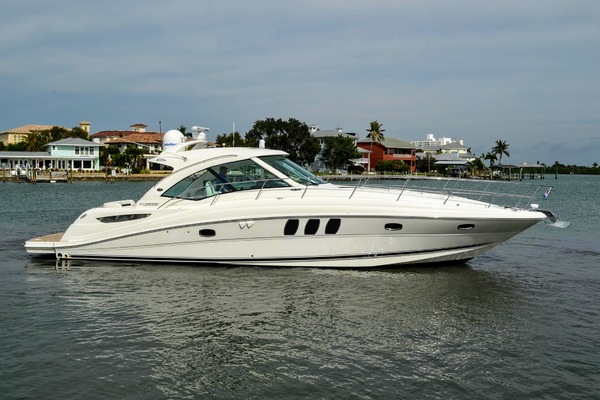 51' Sea Ray 500 Sundancer 2011 | Sand Dollar