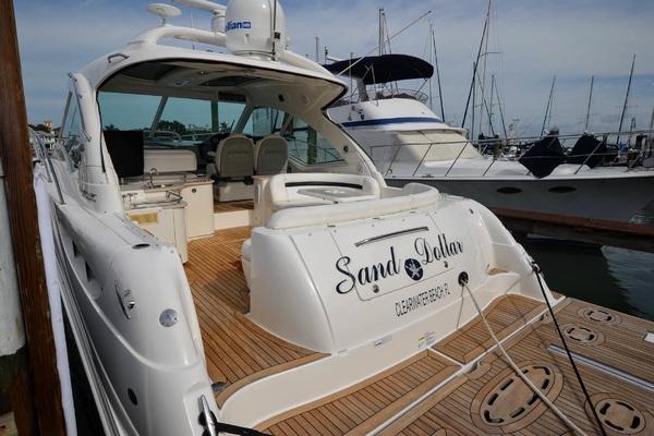2011Sea Ray 50 ft 500 Sundancer   Sand Dollar