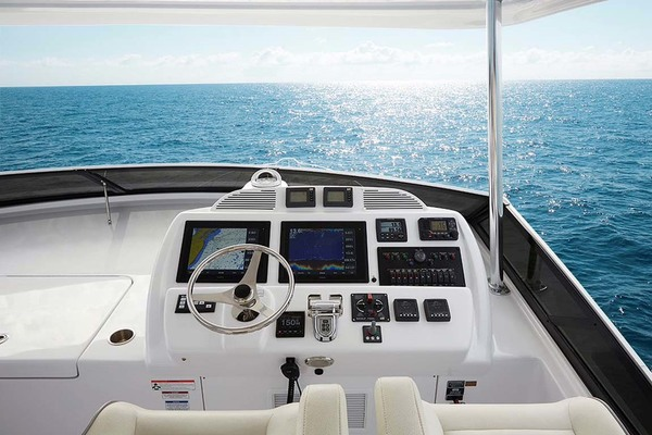 2020 Hatteras 60' M60  | Picture 6 of 18
