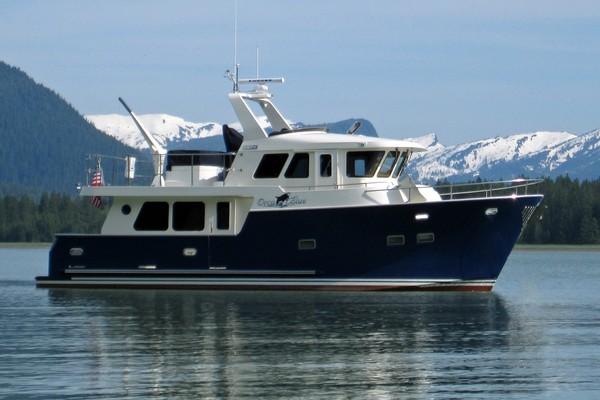 45' Northwest 45 2008 | Orca Blue