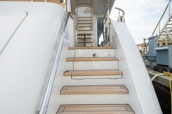 Picture Of: 120' Christensen 1990 2013 Yacht For Sale | 3 of 46