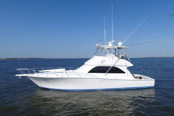 Viking 48' Convertible 2006