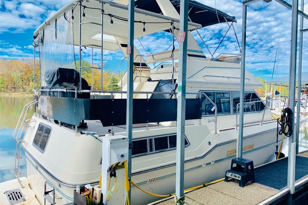 36' Sea Ray 360 Aft Cabin 1986 | No Name