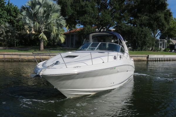2005Sea Ray 32 ft 320 Sundancer   Miss Betty