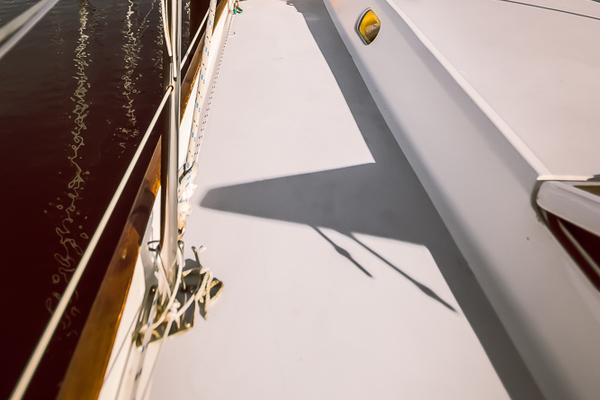 1989 Fraser 41 ft Sloop -