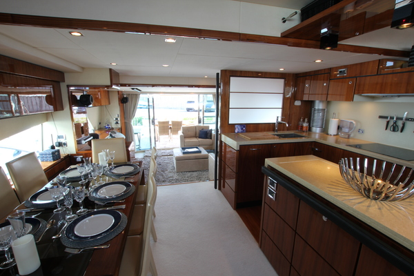 Picture Of: 78' Fairline 78 Squadron 2009 Yacht For Sale | 4 of 25