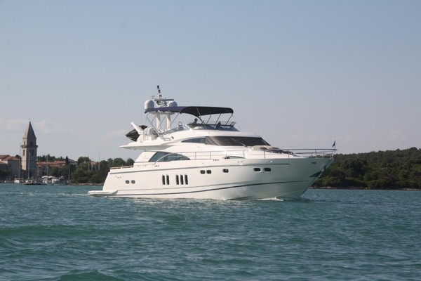 78' Fairline 78 Squadron 2009 | DOUBLE O SEVEN