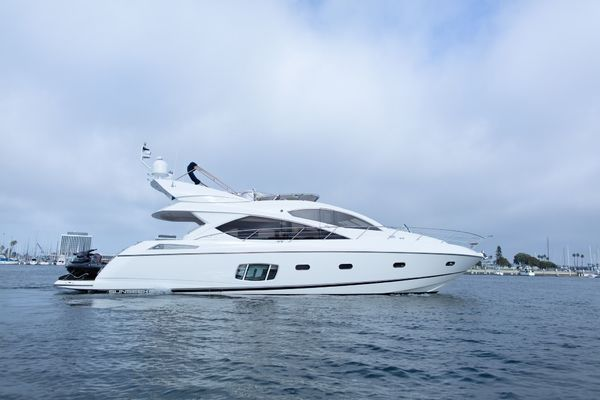 Sunseeker 60' Manhattan 2010