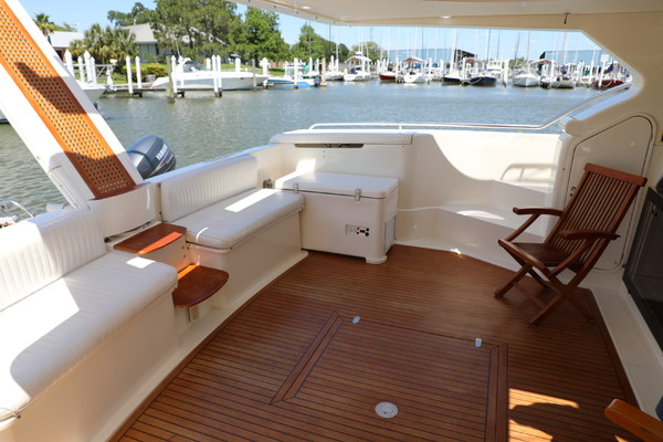 Picture Of: 57' Ferretti Yachts 57 Motor Yacht 2001 Yacht For Sale | 3 of 70