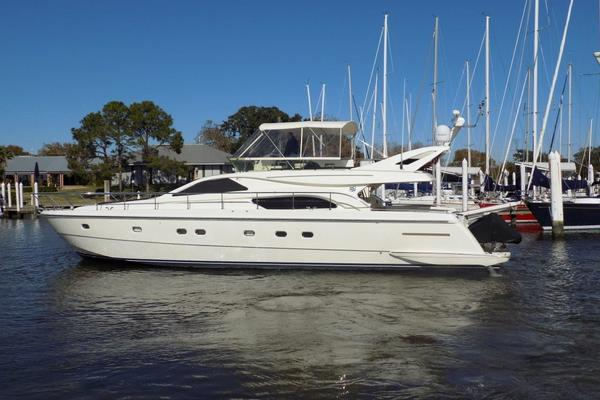 2001 Ferretti Yachts 57' 57 Motor Yacht Whine Cooler | Picture 2 of 70