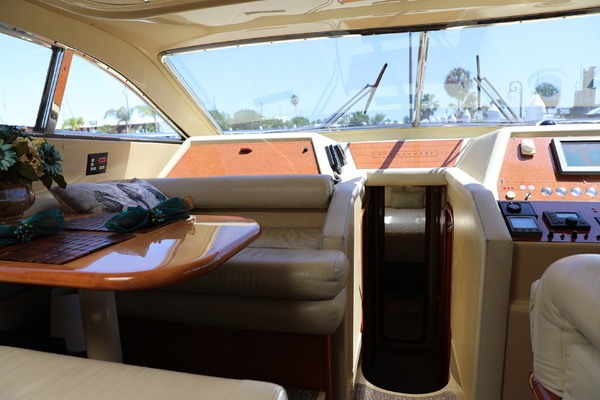 2001 Ferretti Yachts 57' 57 Motor Yacht Whine Cooler | Picture 1 of 70