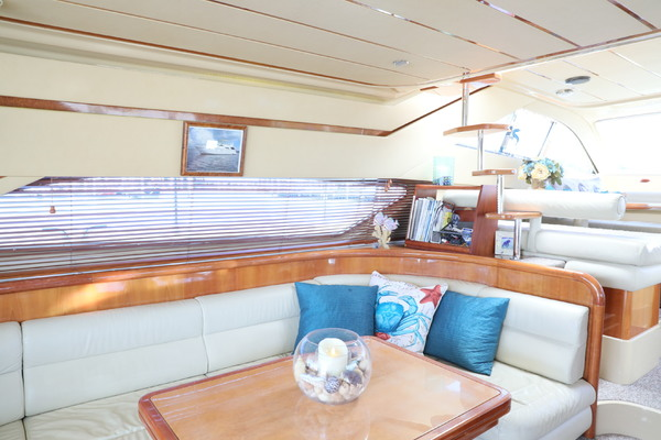 Picture Of: 57' Ferretti Yachts 57 Motor Yacht 2001 Yacht For Sale | 2 of 70