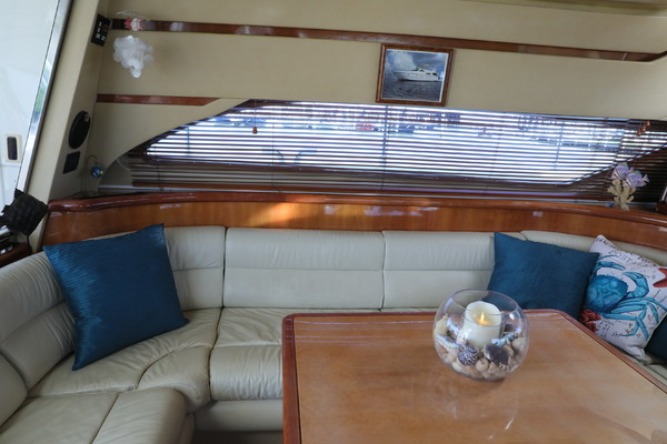 2001 Ferretti Yachts 57' 57 Motor Yacht Whine Cooler | Picture 7 of 70