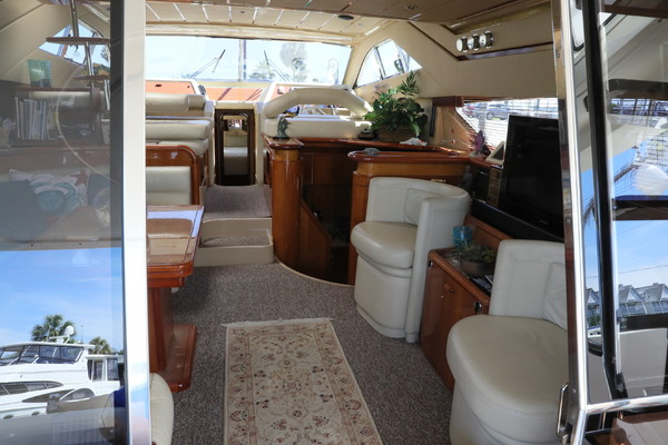 2001 Ferretti Yachts 57' 57 Motor Yacht Whine Cooler | Picture 6 of 70