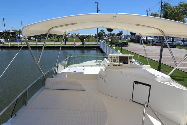 2001 Ferretti Yachts 57' 57 Motor Yacht Whine Cooler | Picture 3 of 70
