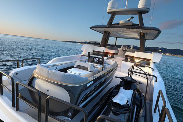 2020 Crescent 110' 110 Fast Pilothouse Yacht CRESCENT 110 | Picture 7 of 13
