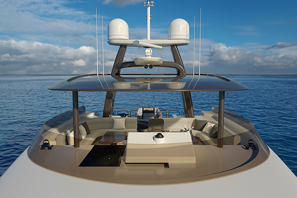 Picture Of: 110' Crescent 110 Fast Pilothouse Yacht 2022 Yacht For Sale | 2 of 13