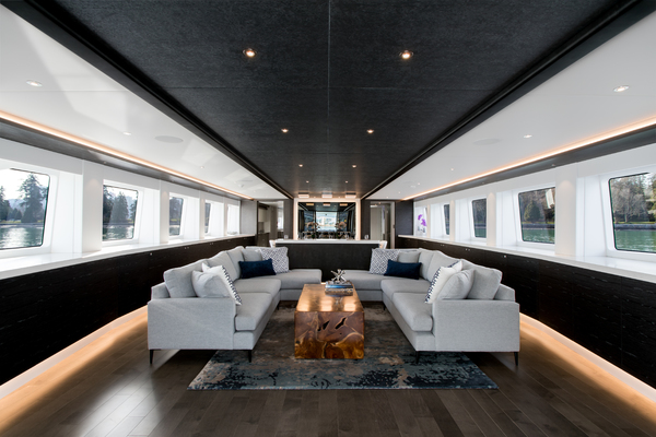 2020 Crescent 117' Custom Fast Pilothouse Yacht CRESCENT 117 | Picture 5 of 23