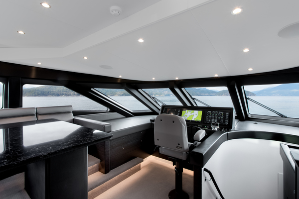 2020 Crescent 117' Custom Fast Pilothouse Yacht CRESCENT 117 | Picture 8 of 23