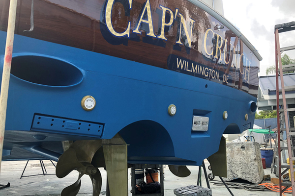2013 Jersey Cape 47' Hardtop Express SF CAP'N CRUNCH | Picture 4 of 83