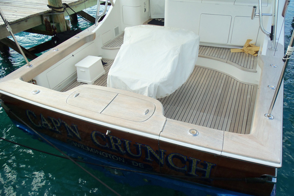 2013 Jersey Cape 47' Hardtop Express SF CAP'N CRUNCH | Picture 7 of 83