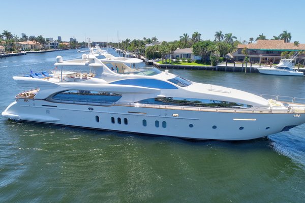 116' Azimut 2007 2006 | SIN OR SWIM