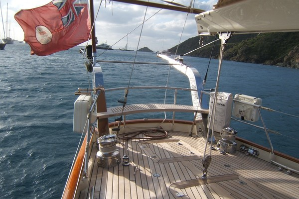 1999 Vitters 93' Performance Cruiser CARMELLA  | Picture 5 of 28