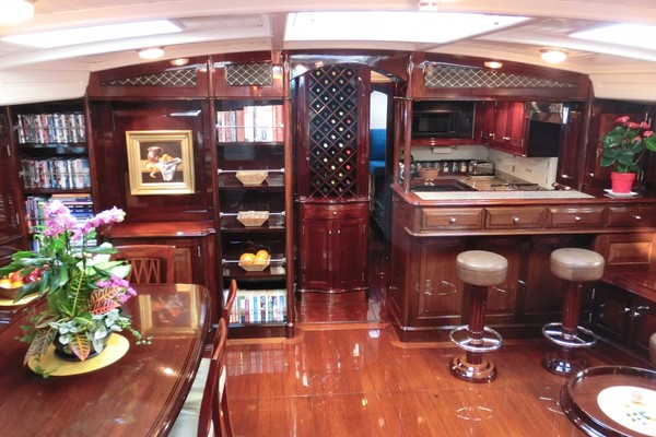 1999 Vitters 93' Performance Cruiser CARMELLA  | Picture 3 of 28