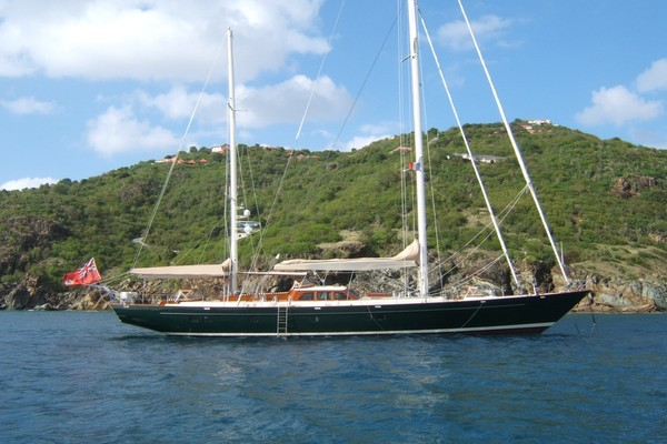 Picture Of: 92' Vitters Performance Cruiser 1999 Yacht For Sale | 2 of 30