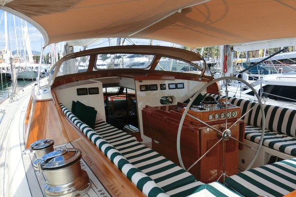 Picture Of: 92' Vitters Performance Cruiser 1999 Yacht For Sale | 3 of 30